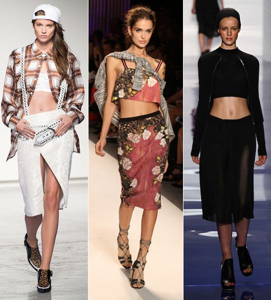 Crop Tops Trend For Women 2019