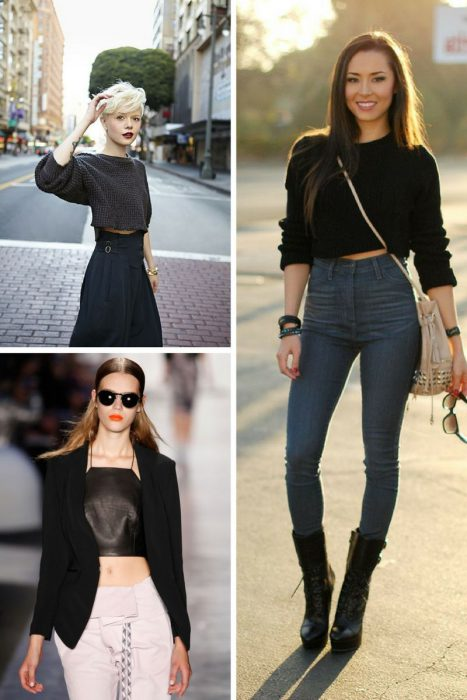 Crop Tops Trend For Women 2018 (2)