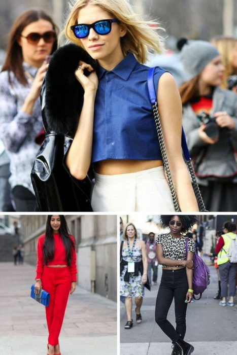 Crop Tops Trend For Women 2018 (3)