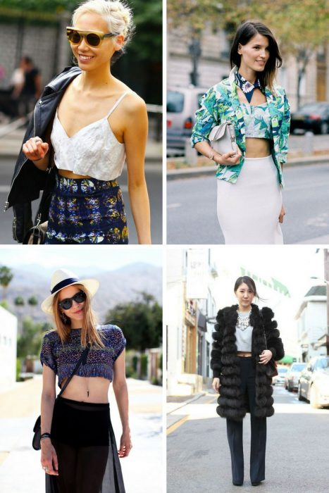 Crop Tops Trend For Women 2018 (5)