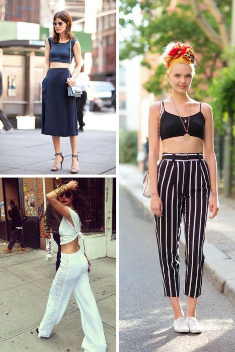Crop Tops Trend For Women 2018 (8)