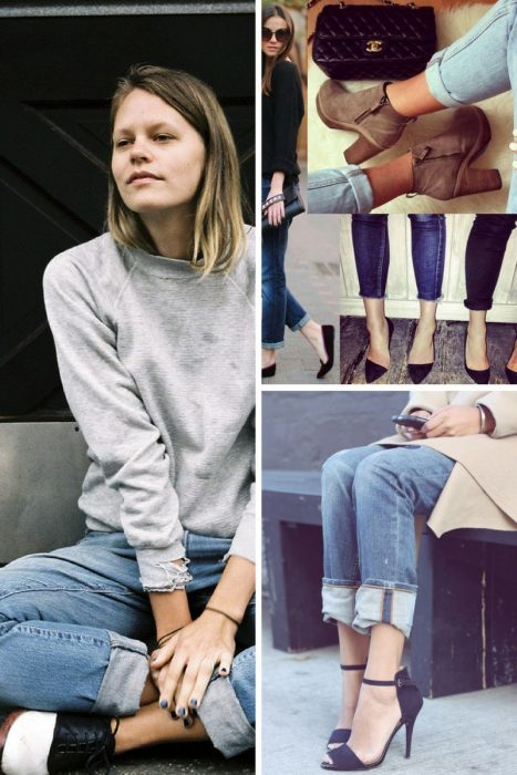 Cuffed Jeans For Women 2018 (13)