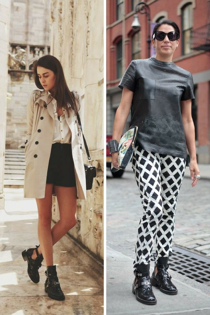 Best Cut-Out Booties Street Style Ideas