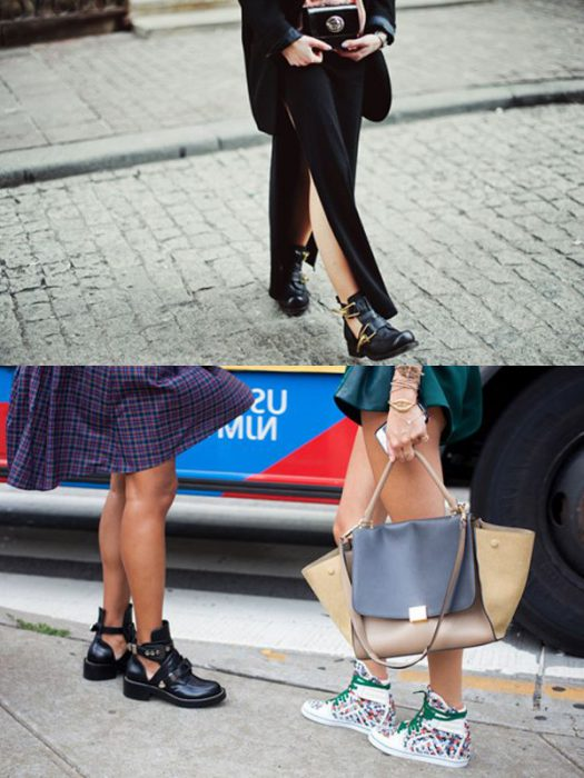 Best Cut-Out Booties Street Style Ideas For Spring 2019
