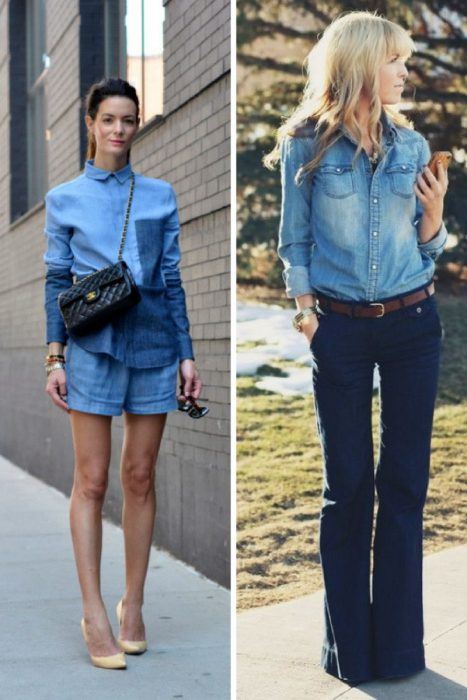 Denim On Denim Is Incredibly Stylish Trend 2019