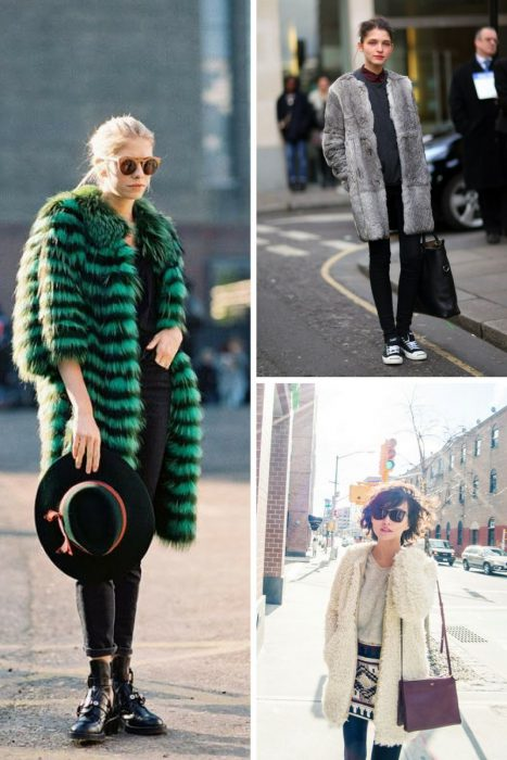 Faux Fur Fashion Trend 2019