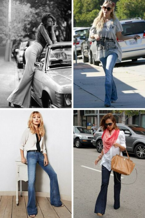 Flared Pants And Jeans 2018 (10)