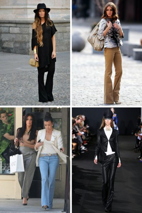 Flared Pants And Jeans 2018 (12)