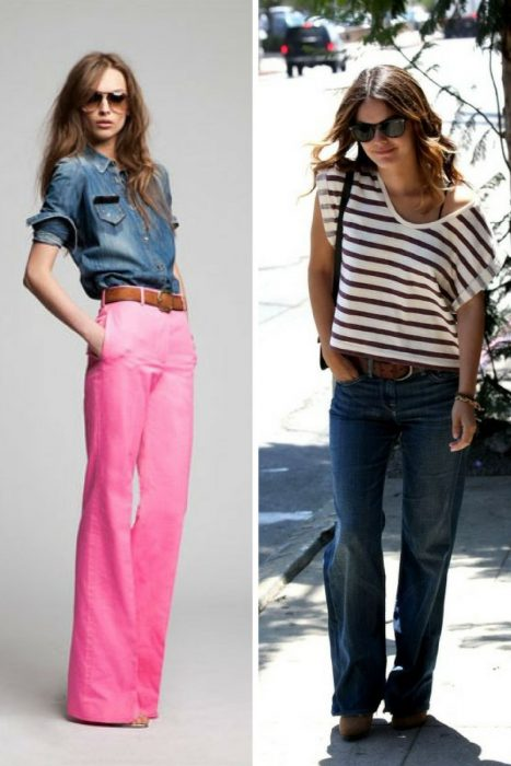 Flared Pants And Jeans 2018 (13)