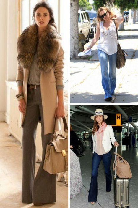 Flared Pants And Jeans 2018 (9)