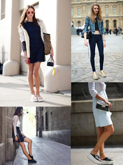 Flatforms For Women 2018 (13)