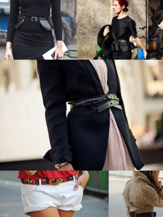 How To Wear Belts For Women 2019
