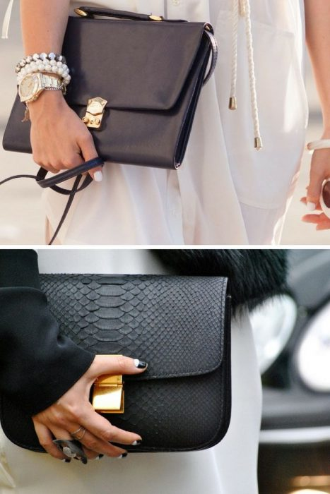 How To Style Black Bag In 2018 (10)