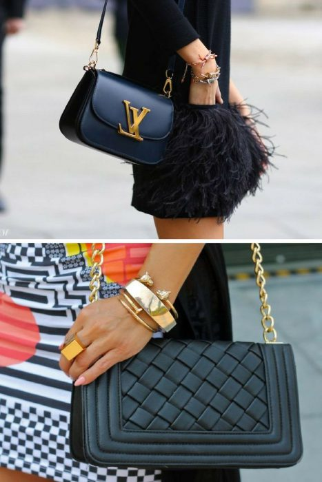 How To Style Black Bag In 2018 (6)