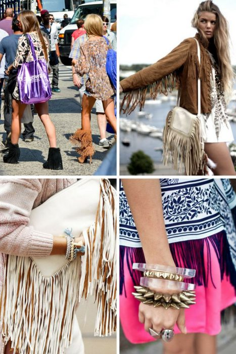 How To Wear Fringes 2018 (10)