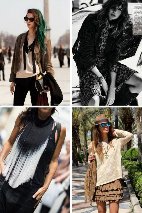 How To Wear Fringes 2018 (5)