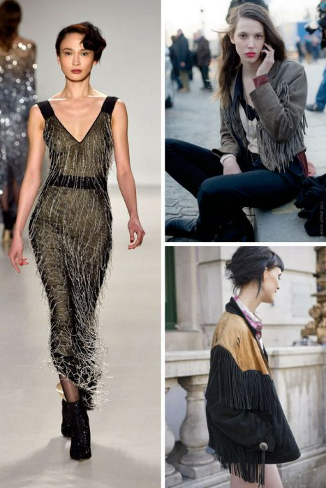 How To Wear Fringes 2018 (9)