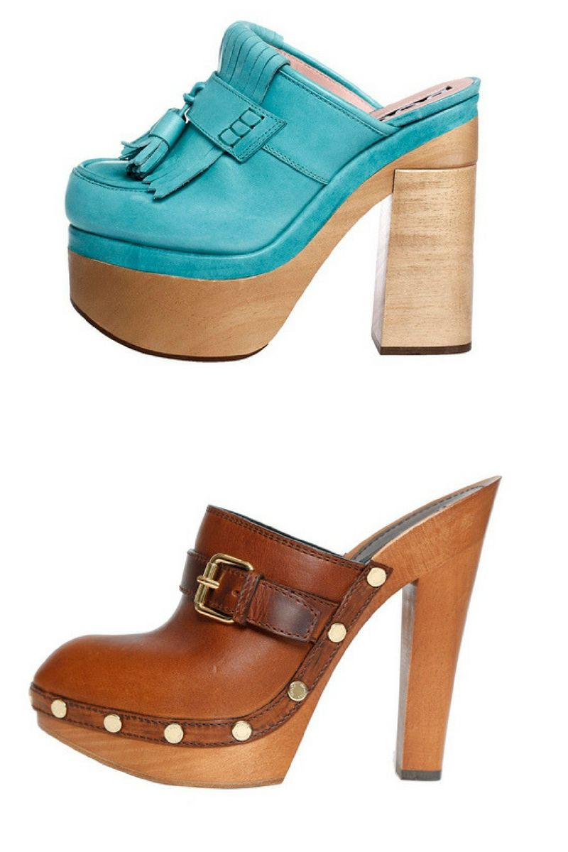 how to wear mules in winter