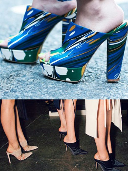 Super Versatile Mules For Summer 2019