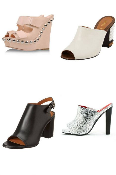 Super Versatile Mules For Summer 2021
