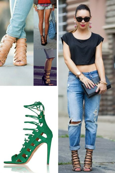What Lace Up Heels Are Best For Summer 2019