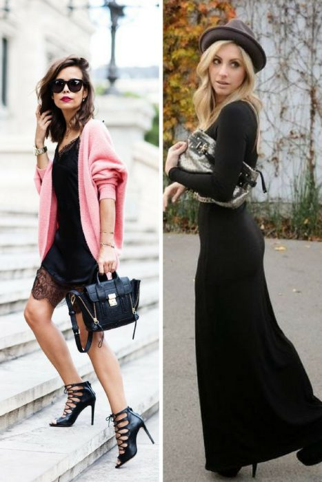 Go For Little Black Dresses 2019