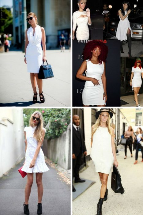 Little White Dresses Are Back In Fashion 2019