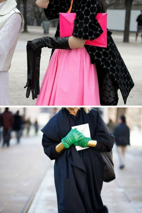Long Leather Gloves For Women 2020