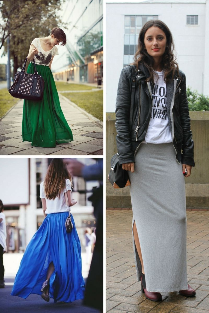 beae8a122c Maxi Skirts Are In Fashion 2019 - OnlyWardrobe.com