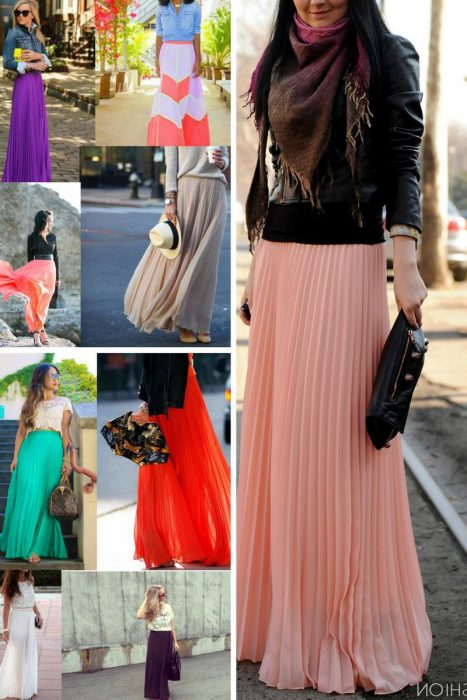 Maxi Skirts Trend 2018 (8)