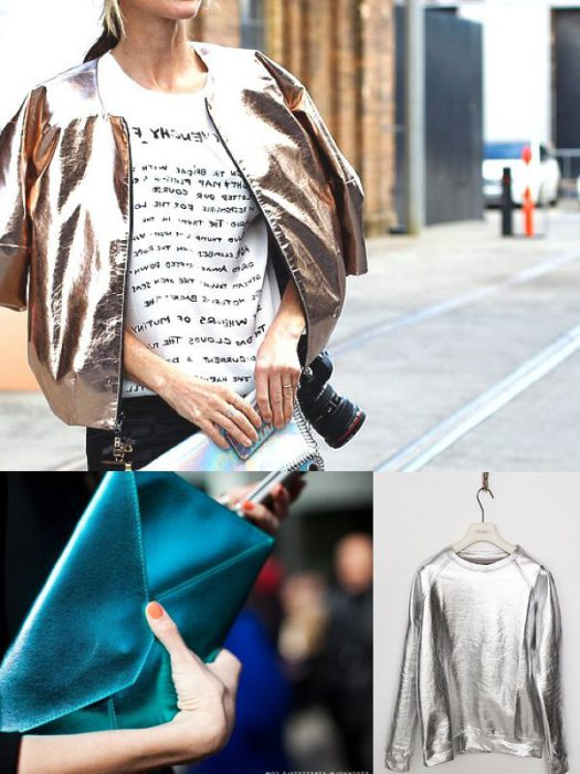 Metallic Trends For Summer 2018 (16)