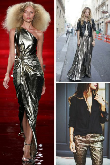 Metallic Trends For Summer 2018 (4)