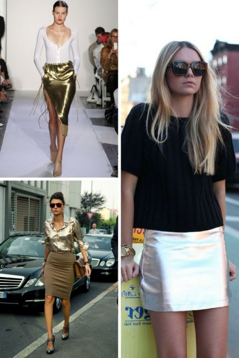 Metallic Trends For Summer 2018 (6)