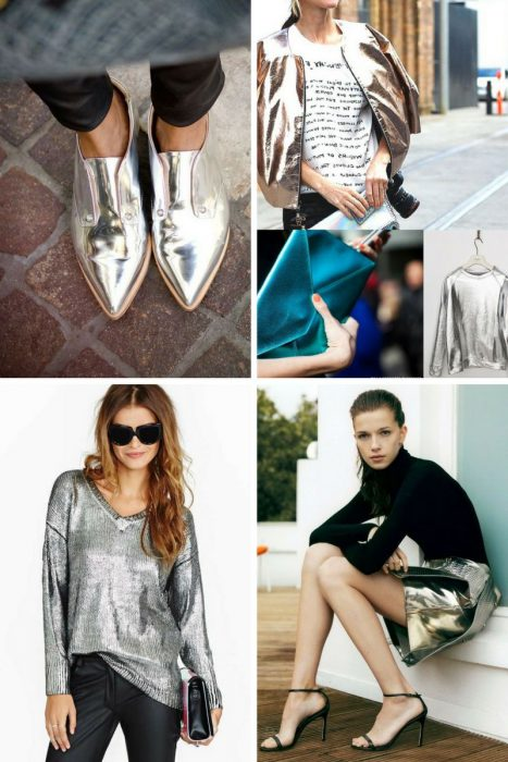 Metallic Trends For Summer 2018 (7)