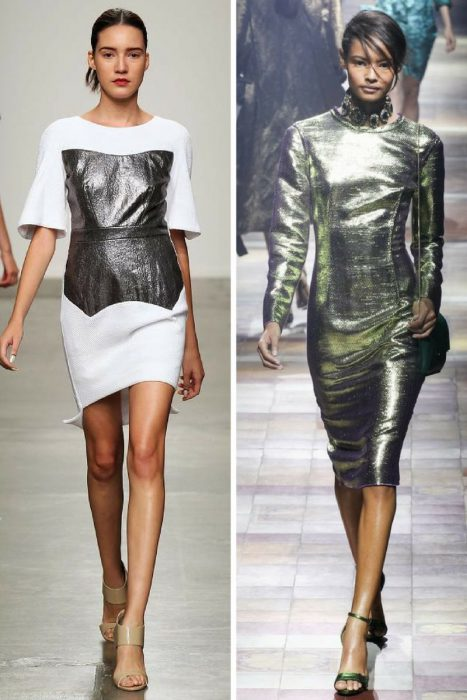 Metallic Trends For Summer 2018 (8)
