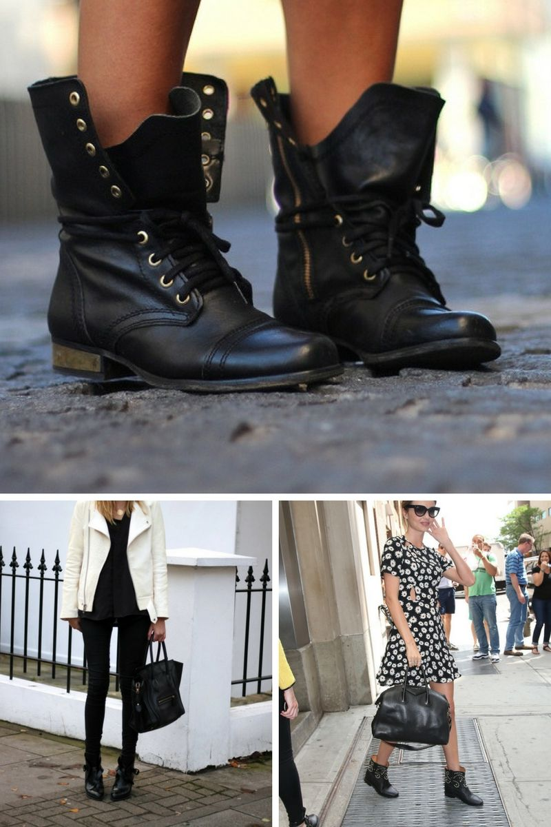 Motorcycle Boots Trend 2020