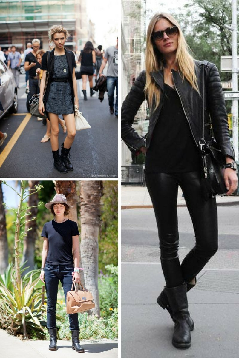 Motorcycle Boots Trend 2020 Onlywardrobe Com