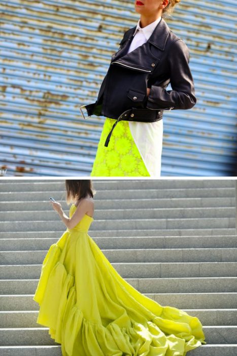 Best Neon Dresses To Try Now 2019