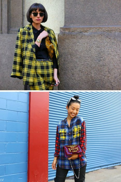 Plaid Trend For Women 2018 (13)