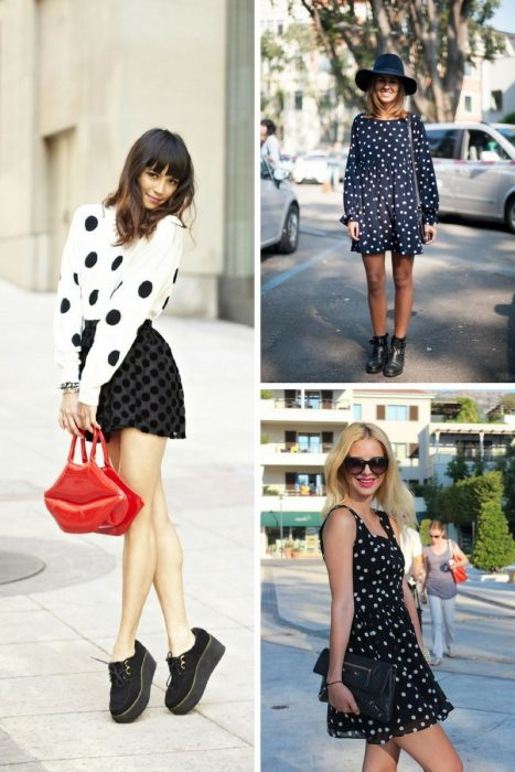 Polka Dots Fashion Trend 2019