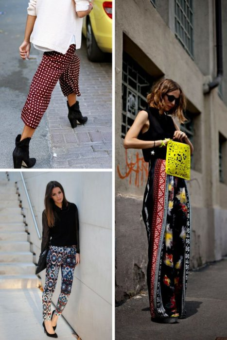 Printed Bottoms Trend 2018 (2)