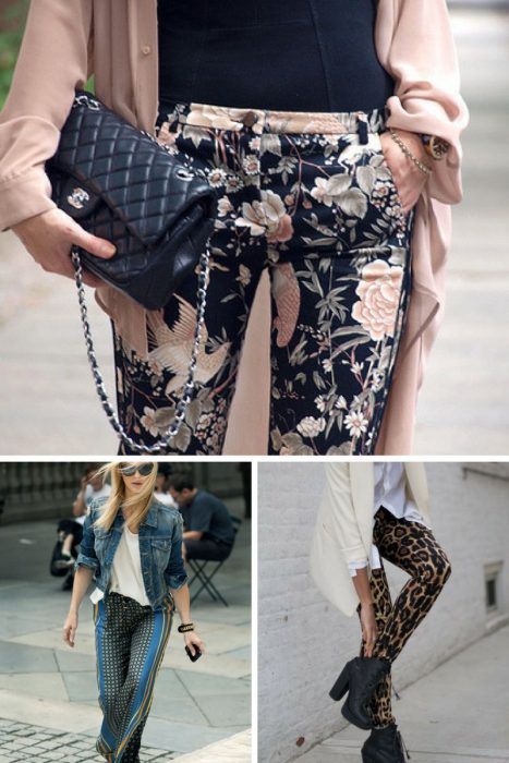 Printed Bottoms Trend 2018 (3)