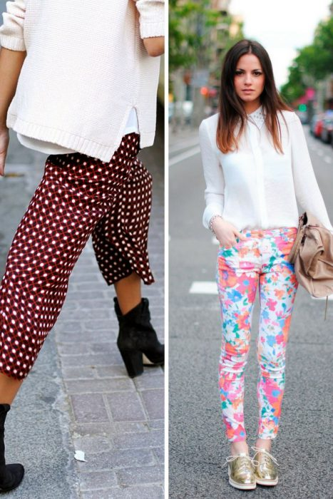 Printed Bottoms Trend 2018 (5)