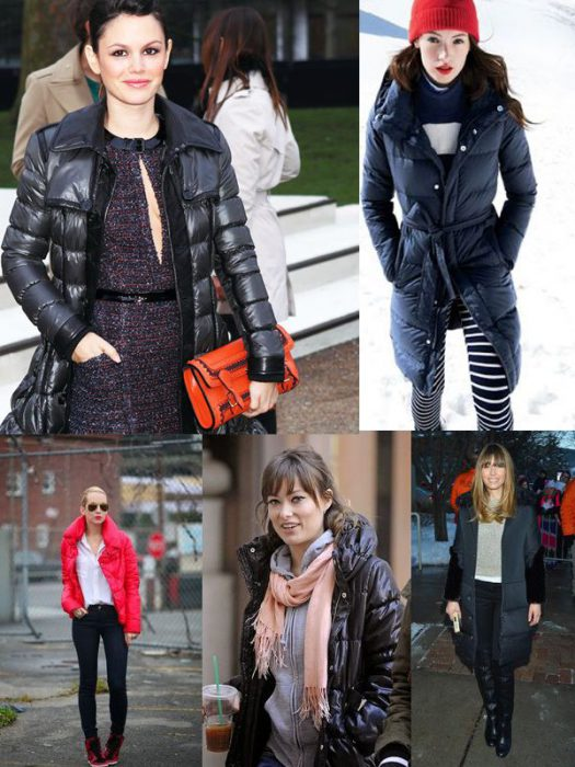 Puffer Jackets Trend For Women 2018 (14)