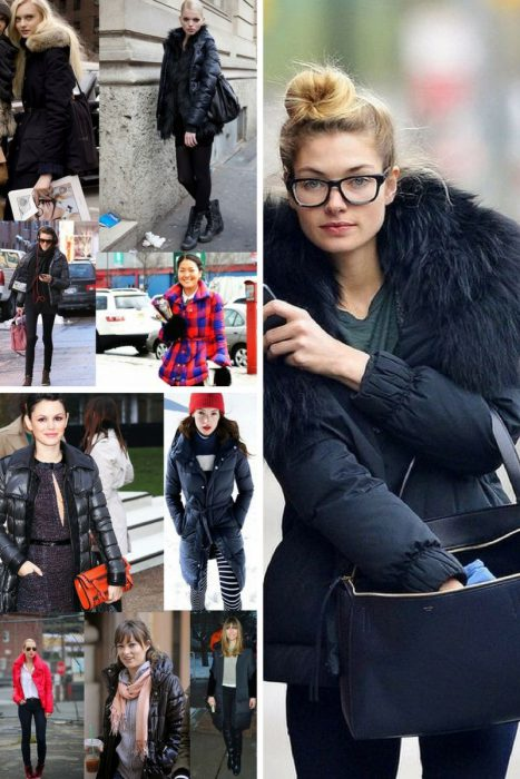 Puffer Jackets Trend For Women 2018 (9)