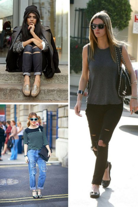 Ripped Jeans Trend For Women 2018 (3)