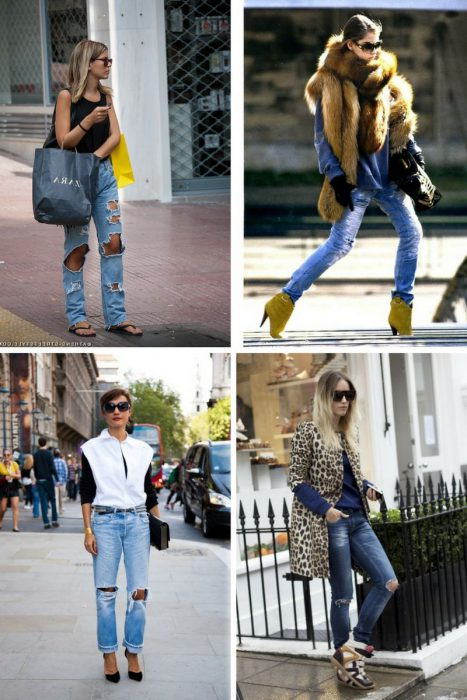 Ripped Jeans Trend For Women 2018 (5)