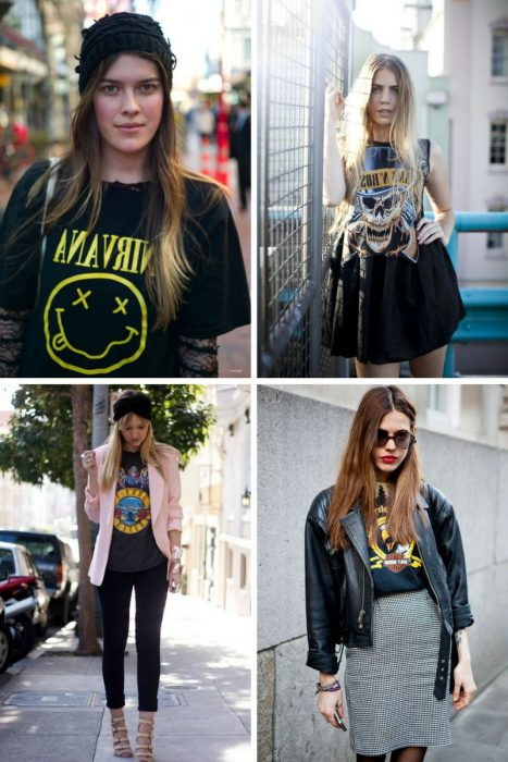 Rock Band Shirts For Women 2018 (8)