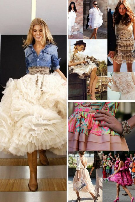 Ruffled Outfit Ideas You All Can Try 2019