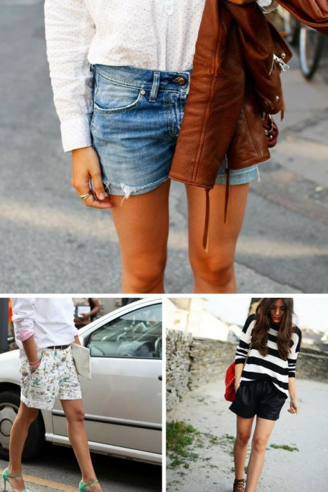 Shorts and Long Sleeves For Women 2018 (11)